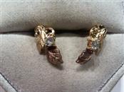 Blue Topaz Silver-Stone Earrings 925 Silver 1.12g